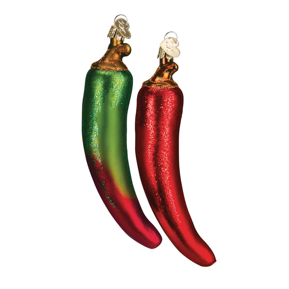 Chili Pepper Ornament
