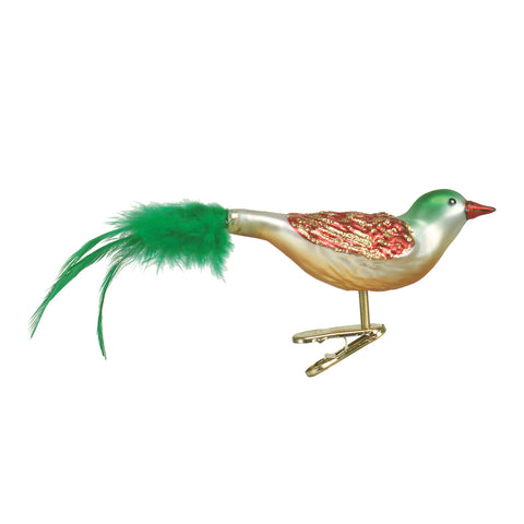Christmas Bird Ornament for Christmas Tree