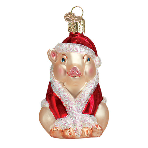 Christmas Ham Ornament for Christmas Tree