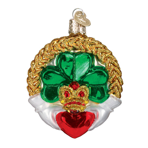 Claddagh Ornament for Christmas Tree