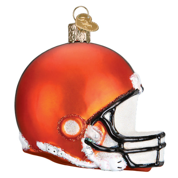 Cleveland Browns Helmet Ornament for Christmas Tree