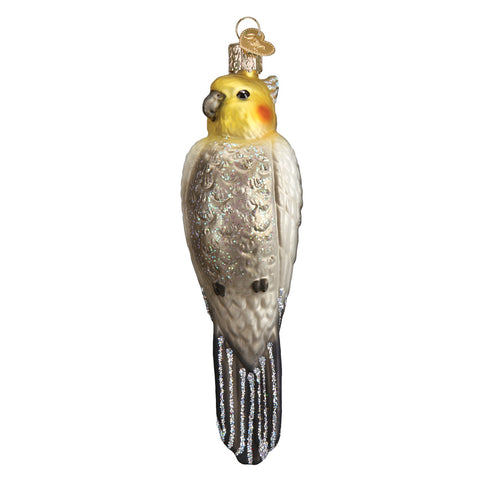 Cockatiel Ornament for Christmas Tree