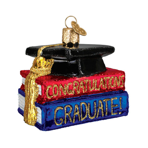 Congrats Graduate Ornament for Christmas Tree