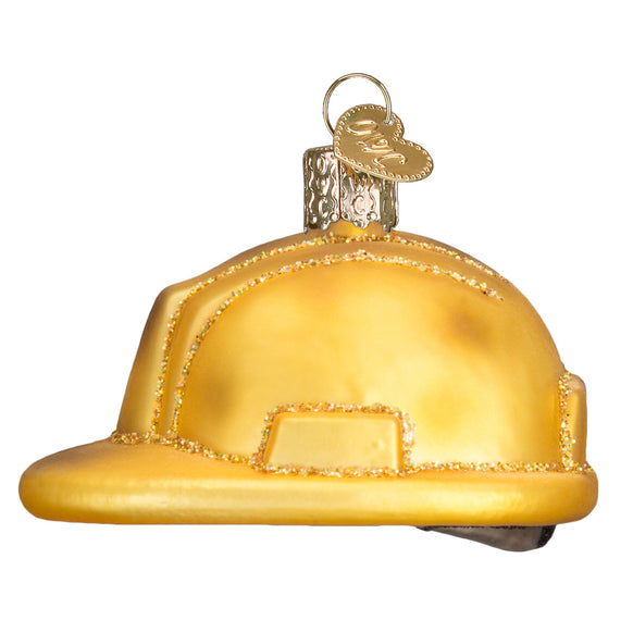 Construction Helmet Ornament for Christmas Tree