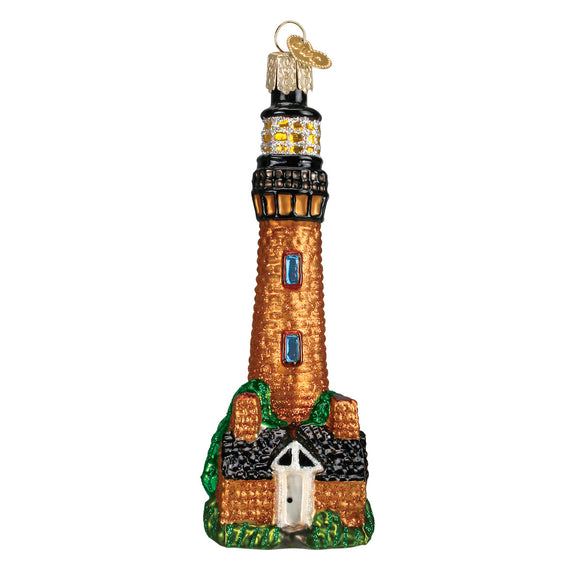 Currituck Lighthouse Ornament for Christmas Tree