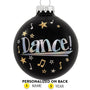 Dance Star Bulb Ornament for Christmas Tree