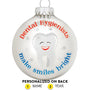 Dental Hygienist Ornament