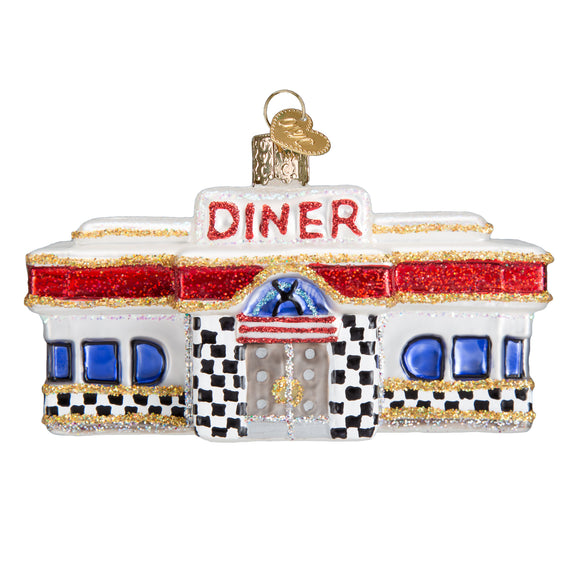 Diner Ornament for Christmas Tree