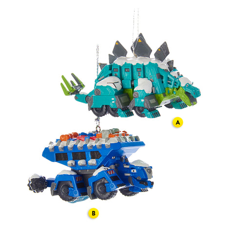 Dinotrux Ornament