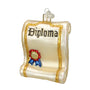 Diploma Ornament for Christmas Tree