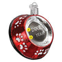 Dog Bowl Ornament