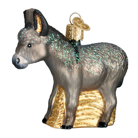 Donkey Ornament for Christmas Tree