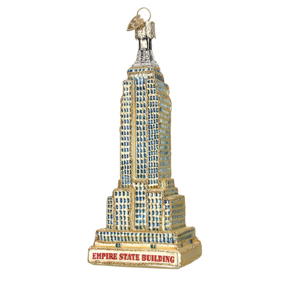 Empire State Building Ornament for Christmas Tree