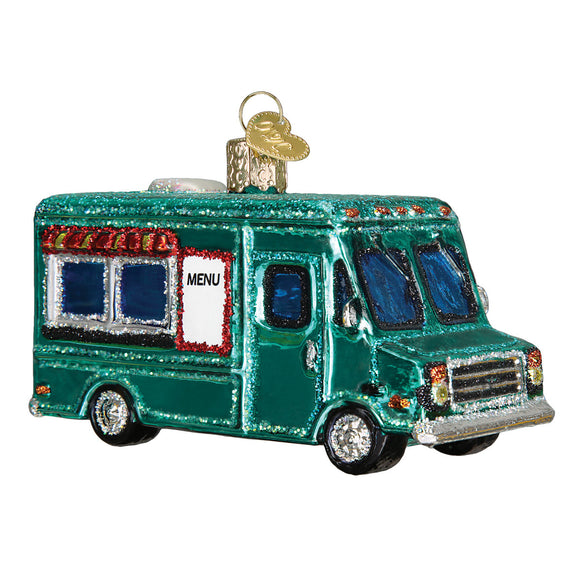 Food Truck Ornament for Christmas Tree