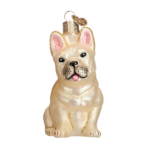 French Bulldog Ornament for Christmas Tree
