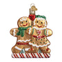 Gingerbread Friends Ornament for Christmas Tree