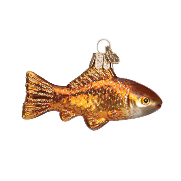 Goldfish Ornament for Christmas Tree