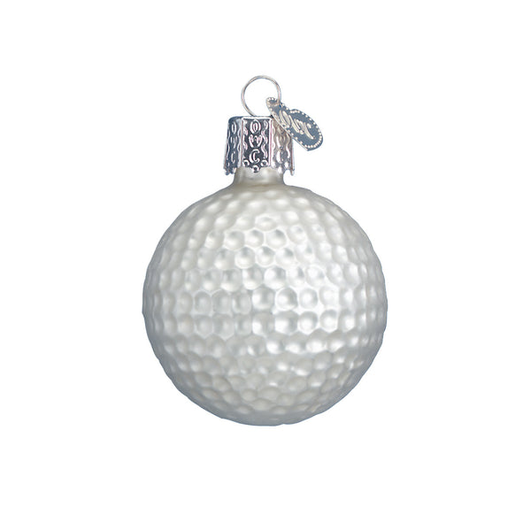 Golf Ball Ornament for Christmas Tree