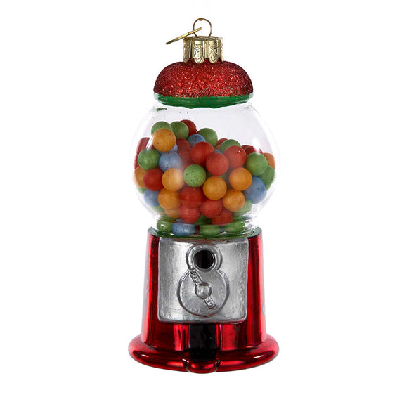 Gumball Machine Ornament for Christmas Tree