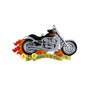 Harley Motorcycle Ornament for Christmas Tree