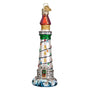 Holiday Lighthouse Ornament for Christmas Tree
