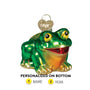 Hop-Along Frog Ornament