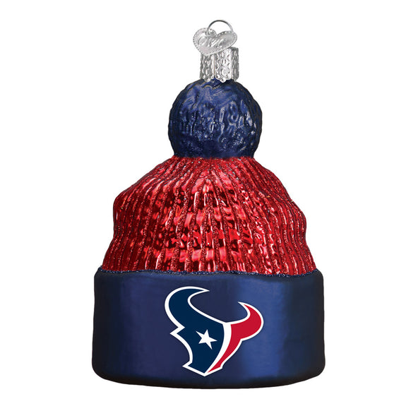 Houston Texans Beanie Ornament for Christmas Tree