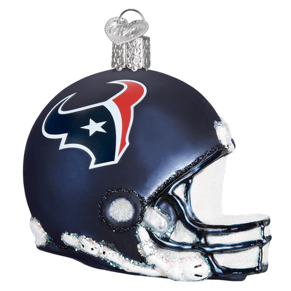 Houston Texans Helmet Ornament for Christmas Tree