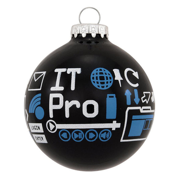 IT Pro Ornament for Christmas Tree