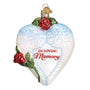 In Loving Memory Ornament for Christmas Tree