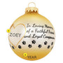 In Loving Memory Pet Christmas Ornament
