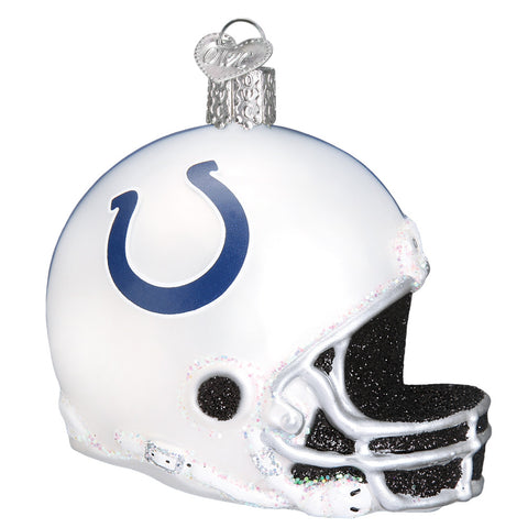 Indianapolis Colts Helmet Ornament for Christmas Tree
