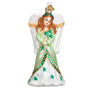Irish Angel Ornament for Christmas Tree
