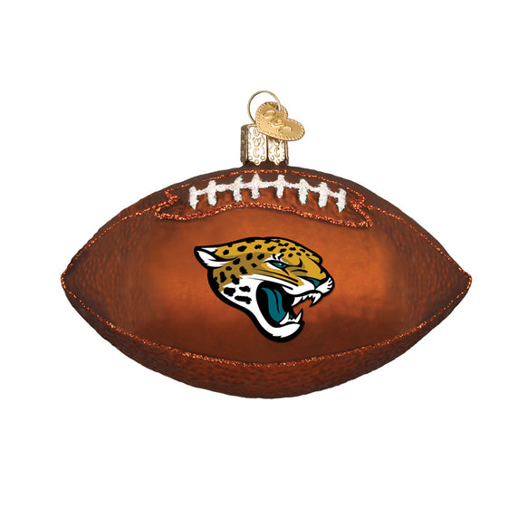 Jacksonville Jaguars Football Ornament for Christmas Tree