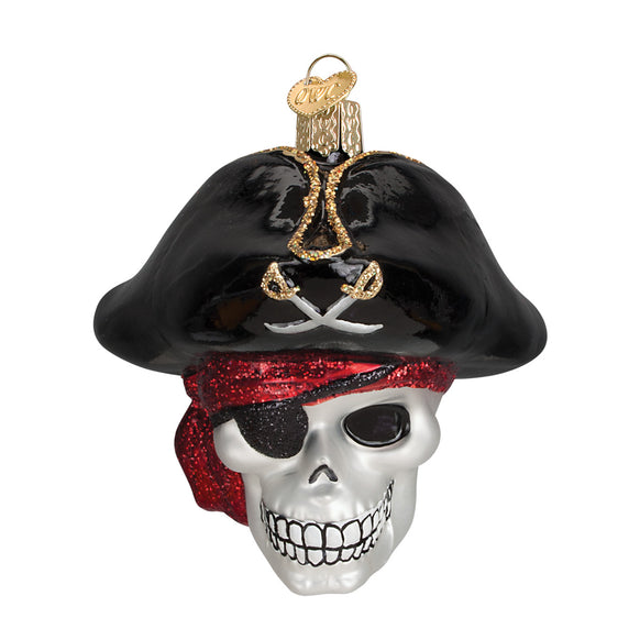Jolly Roger Ornament for Christmas Tree