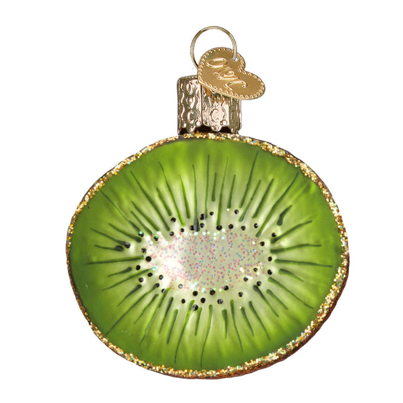 Kiwi Ornament for Christmas Tree