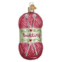 Knitting Yarn Ornament for Christmas Tree
