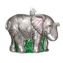 Large Elephant Ornament for Christmas Tree