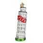 Leaning Tower of Pisa Ornament for Christmas Tree