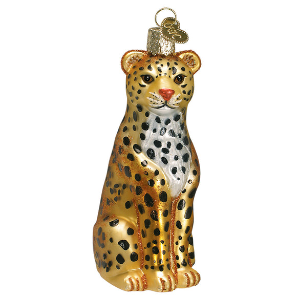 Leopard Ornament for Christmas Tree