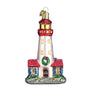 Lighthouse Ornament for Christmas Tree