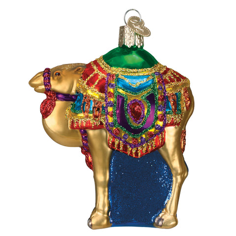 Magi's Camel Ornament for Christmas Tree
