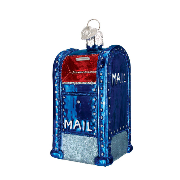 Mailbox Ornament for Christmas Tree