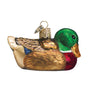 Mallard Ornament for Christmas Tree