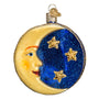 Man In The Moon Ornament for Christmas Tree