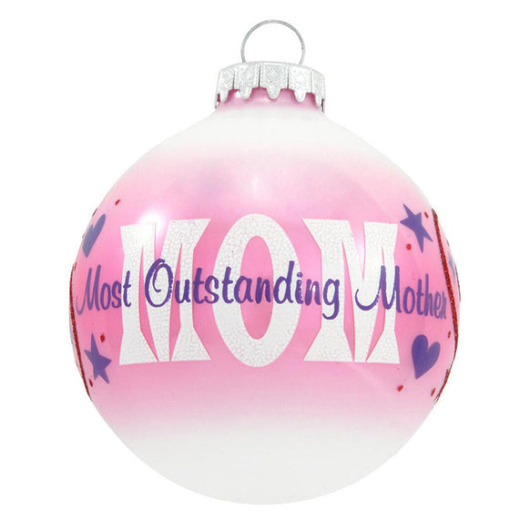 Mom Ornament for Christmas Tree