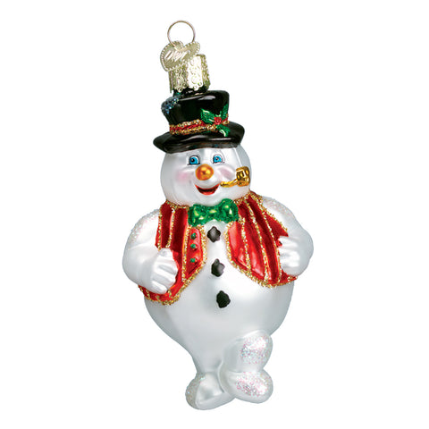 Mr. Frosty Ornament for Christmas Tree