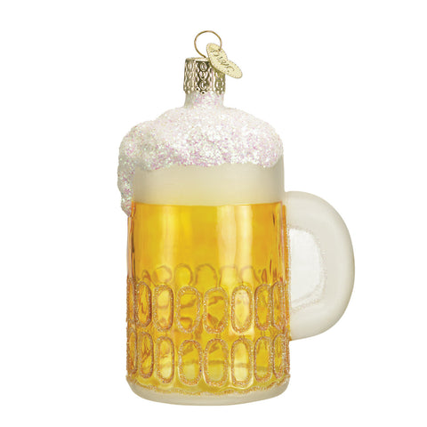 Mug of Beer Ornament for Christmas Tree