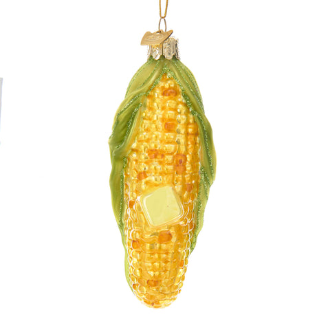 Corn on the Cob Ornament