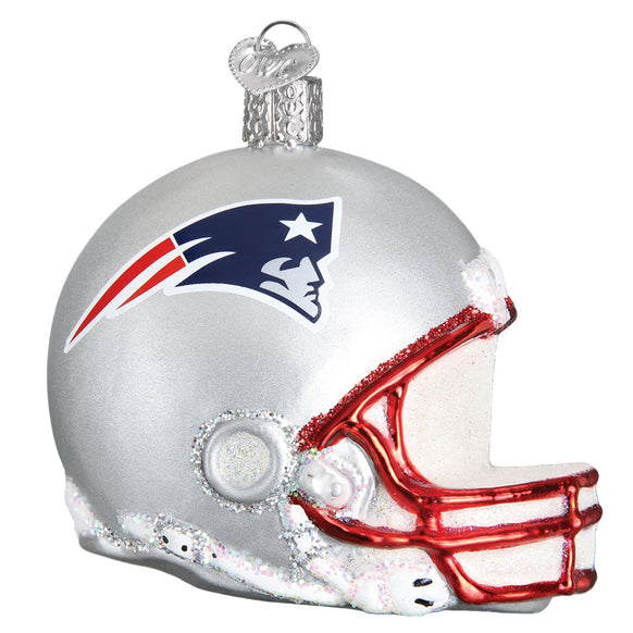 New England Patriots Helmet Ornament for Christmas Tree